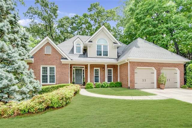 1750 Manhasset Place, Dunwoody, GA 30338 (MLS #6876570) :: North Atlanta Home Team