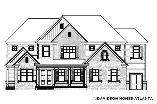 4889 Arborvitae Court, Marietta, GA 30066 (MLS #6876670) :: North Atlanta Home Team