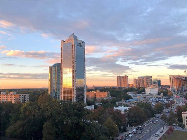 2795 Peachtree Road NE #1707, Atlanta, GA 30305 (MLS #6876804) :: North Atlanta Home Team