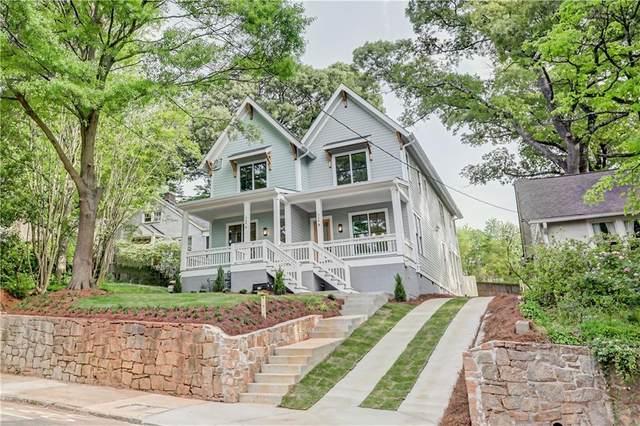 726 Berne Street Se Unit A, Atlanta, GA 30312 (MLS #6876889) :: Good Living Real Estate