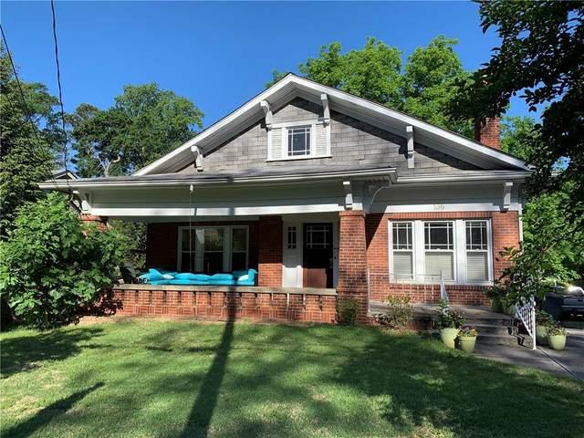 136 Wilton Drive, Decatur, GA 30030 (MLS #6877286) :: North Atlanta Home Team