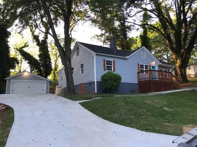 1626 Oak Knoll Circle, Atlanta, GA 30315 (MLS #6877312) :: The Cowan Connection Team