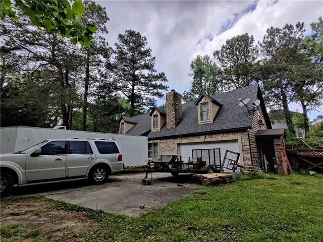 2478 Sawmill Rd Road SW, Marietta, GA 30064 (MLS #6877375) :: North Atlanta Home Team
