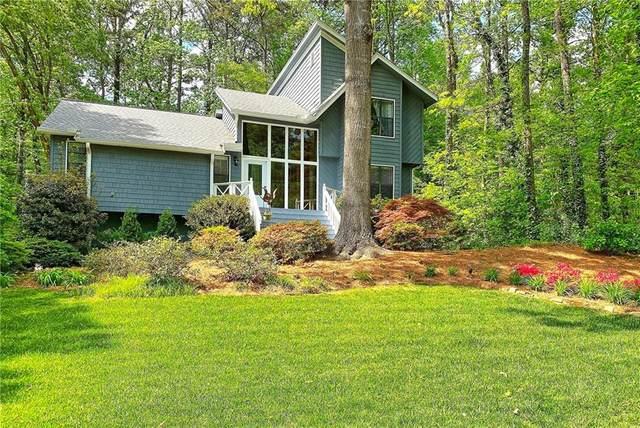 3786 Cliff Crest Drive SE, Smyrna, GA 30080 (MLS #6877762) :: North Atlanta Home Team