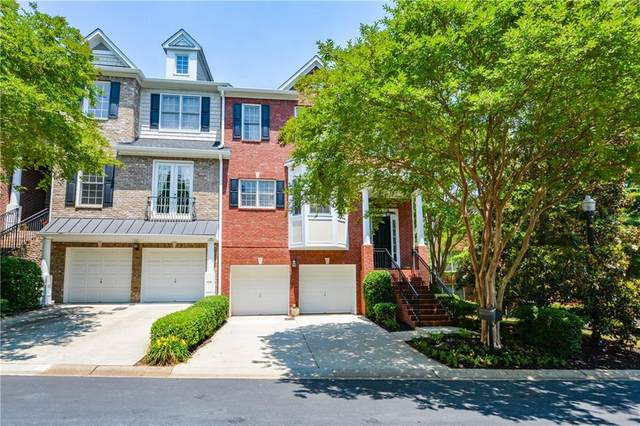 5819 Riverstone Circle #5, Atlanta, GA 30339 (MLS #6877922) :: North Atlanta Home Team