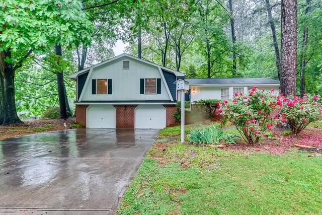 2901 Shillingford Court SE, Marietta, GA 30067 (MLS #6877940) :: AlpharettaZen Expert Home Advisors