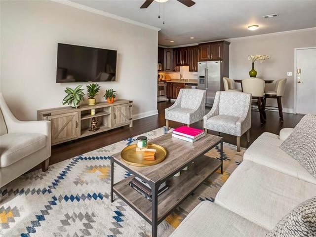 1421 Peachtree Street NE #501, Atlanta, GA 30309 (MLS #6877970) :: Good Living Real Estate