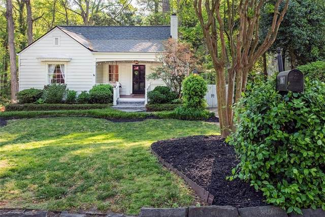 2067 Cottage Lane NW, Atlanta, GA 30318 (MLS #6877978) :: North Atlanta Home Team