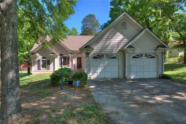 94 Bishop Drive NW, Cartersville, GA 30121 (MLS #6878013) :: North Atlanta Home Team