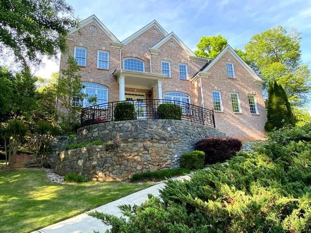 3623 Robinson Walk Drive, Marietta, GA 30068 (MLS #6878041) :: North Atlanta Home Team