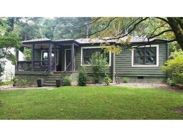 1380 Arnold Avenue NE, Atlanta, GA 30324 (MLS #6878209) :: North Atlanta Home Team