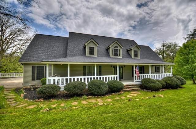 1050 Cox Road, Blue Ridge, GA 30513 (MLS #6878296) :: The Cowan Connection Team