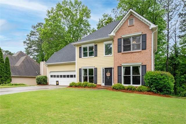 605 Overhill Drive, Woodstock, GA 30189 (MLS #6878389) :: North Atlanta Home Team