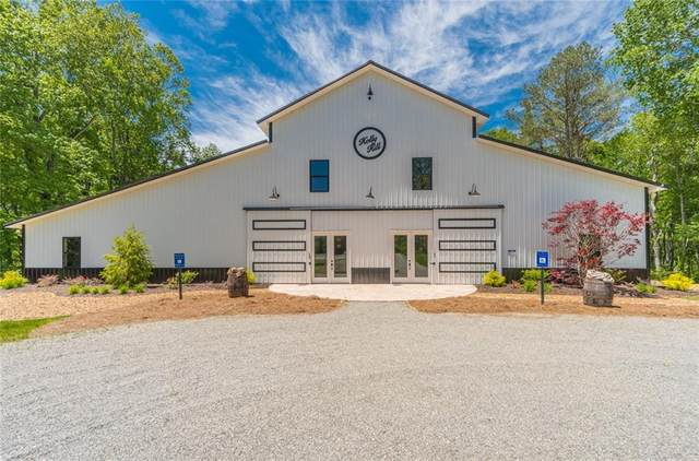 3185 Talking Rock Road, Talking Rock, GA 30175 (MLS #6878424) :: The Heyl Group at Keller Williams
