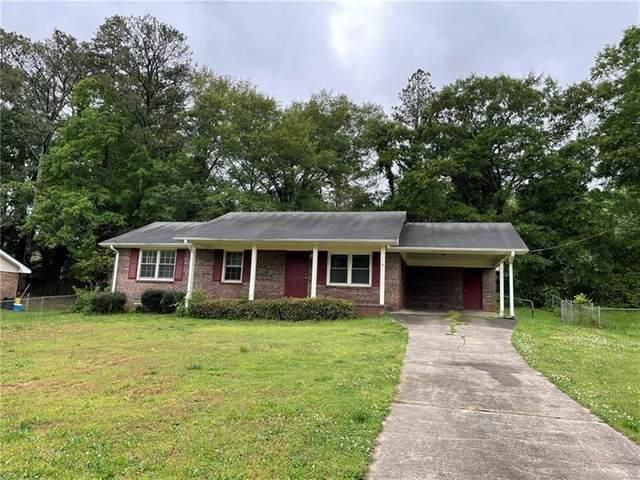 16 Jenny Lane, Cartersville, GA 30120 (MLS #6878438) :: The Hinsons - Mike Hinson & Harriet Hinson