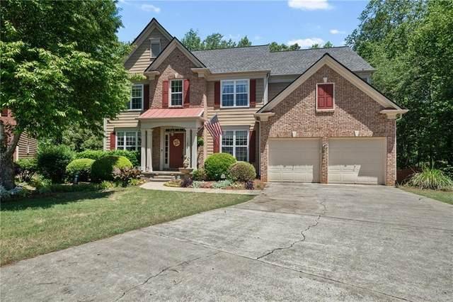 125 Hawnley Trace, Suwanee, GA 30024 (MLS #6878468) :: Good Living Real Estate