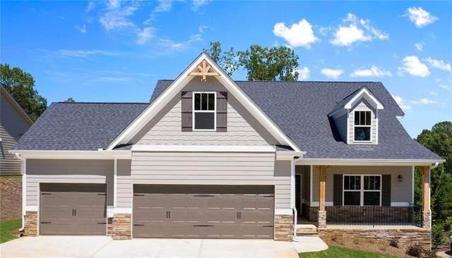125 Papago Court, Waleska, GA 30183 (MLS #6878515) :: North Atlanta Home Team