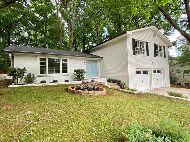 3997 Longview Drive, Atlanta, GA 30341 (MLS #6878563) :: North Atlanta Home Team