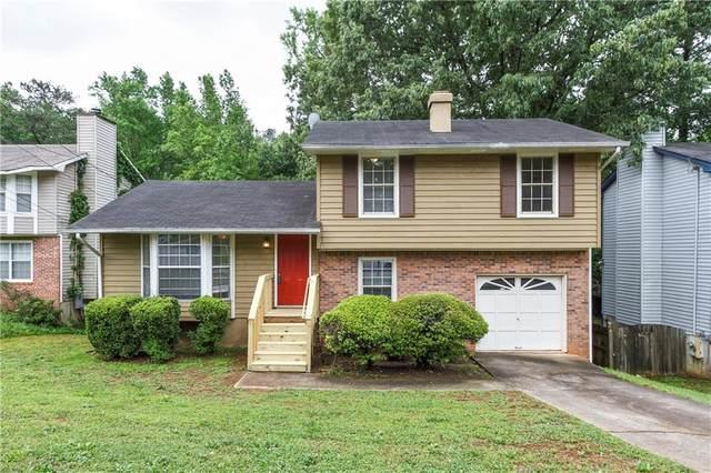 2180 Sara Ashley Way, Lithonia, GA 30058 (MLS #6878588) :: North Atlanta Home Team