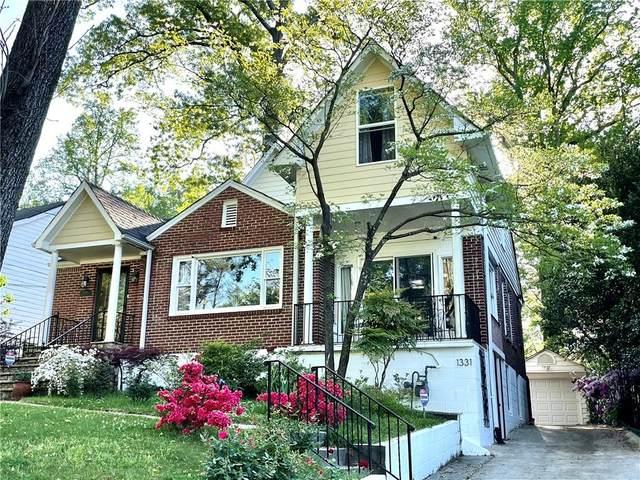 1331 Middlesex Avenue NE, Atlanta, GA 30306 (MLS #6878594) :: North Atlanta Home Team