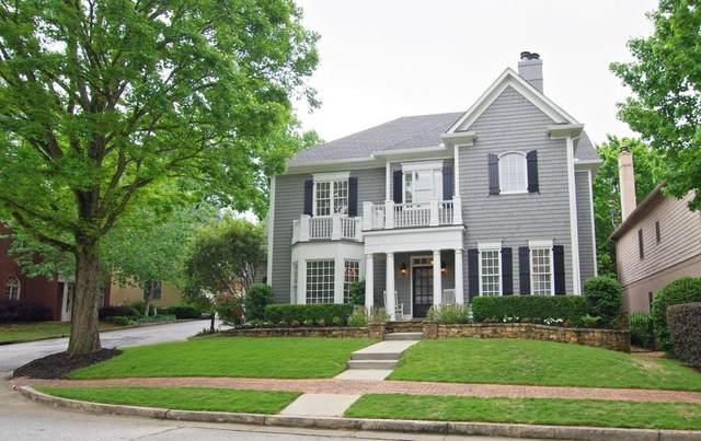 1249 Edmund Park Drive NE, Atlanta, GA 30306 (MLS #6878689) :: The Heyl Group at Keller Williams