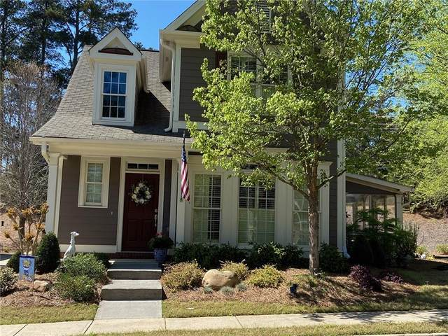 4077 Fort Sumter Landing NW, Acworth, GA 30101 (MLS #6878792) :: North Atlanta Home Team