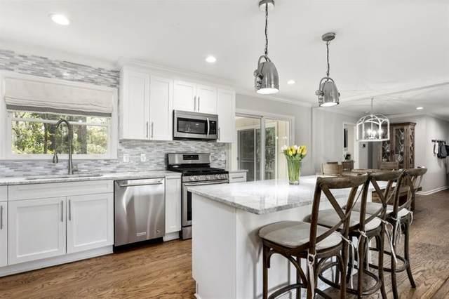 1307 Becket Drive NE, Brookhaven, GA 30319 (MLS #6878937) :: AlpharettaZen Expert Home Advisors