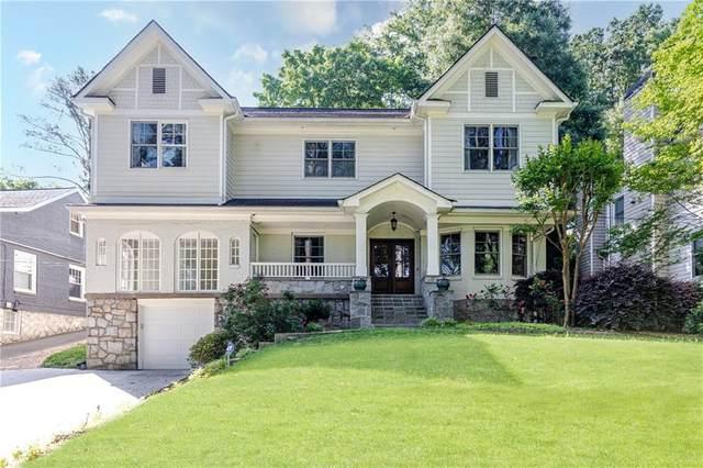 1757 Noble Drive NE, Atlanta, GA 30306 (MLS #6879036) :: North Atlanta Home Team