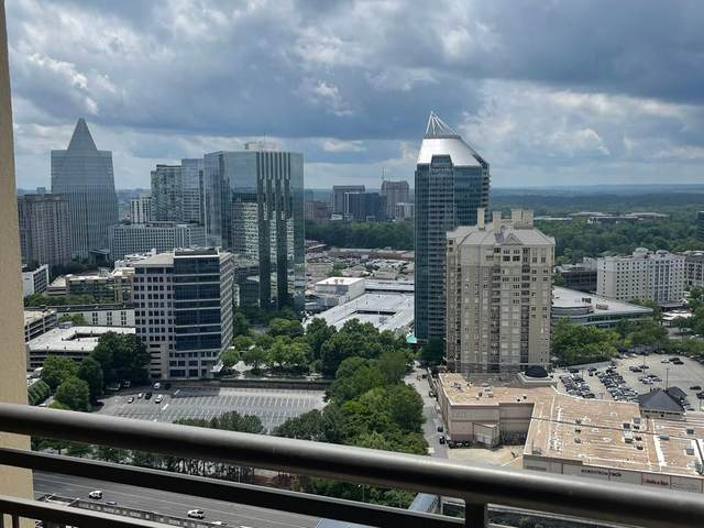 3445 Stratford Road NE #3302, Atlanta, GA 30326 (MLS #6879121) :: Todd Lemoine Team