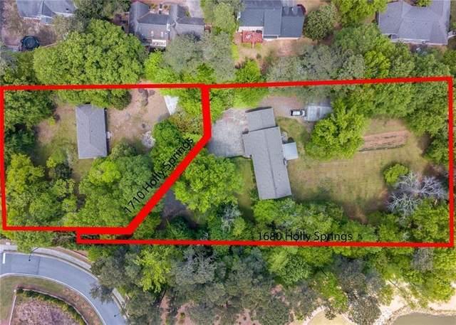 1680 Holly Springs Road NE, Marietta, GA 30062 (MLS #6879246) :: HergGroup Atlanta