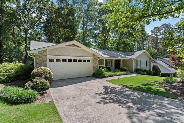 2236 Chimney Springs Drive, Marietta, GA 30062 (MLS #6879308) :: Rock River Realty