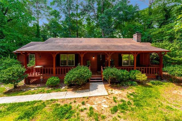 3064 Burnt Hickory Road NW, Marietta, GA 30064 (MLS #6879317) :: The Realty Queen & Team