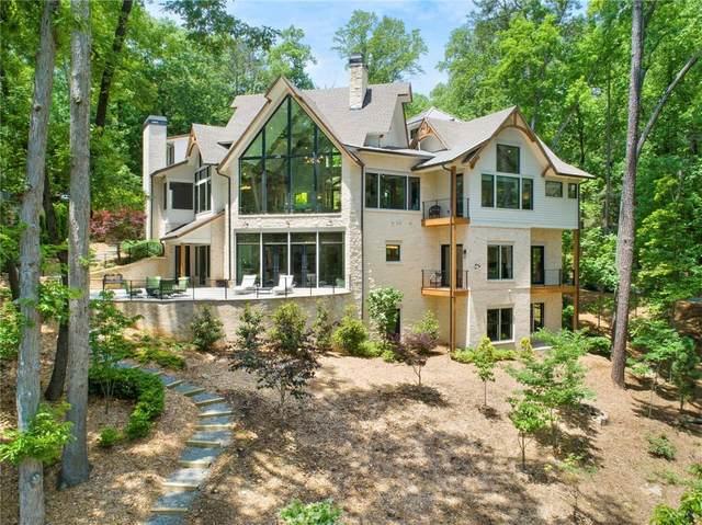 2966 Paces Lake Court SE, Atlanta, GA 30339 (MLS #6879529) :: Kennesaw Life Real Estate