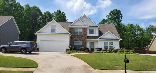 5410 Woodstream Court, Gainesville, GA 30507 (MLS #6879643) :: The Gurley Team