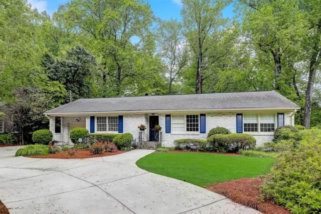 2380 Howell Mill Road NW, Atlanta, GA 30318 (MLS #6879731) :: HergGroup Atlanta