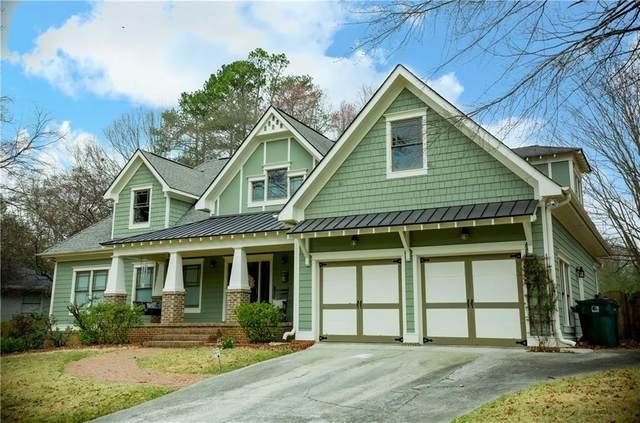 3709 Ashwood Drive SE, Smyrna, GA 30080 (MLS #6879763) :: Kennesaw Life Real Estate