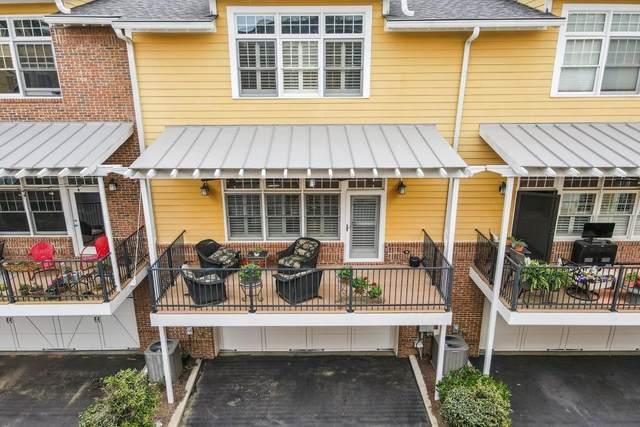 1258 Dekalb Avenue NE #126, Atlanta, GA 30307 (MLS #6880118) :: Path & Post Real Estate