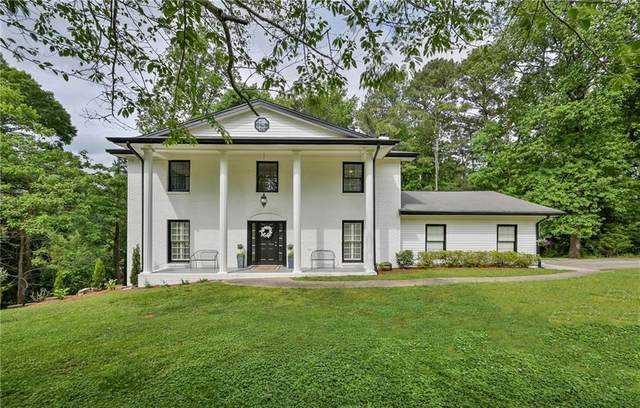 2283 Stratmor Drive, Stone Mountain, GA 30087 (MLS #6880316) :: North Atlanta Home Team