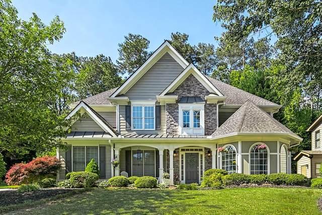 1021 Trailway Circle, Snellville, GA 30078 (MLS #6880439) :: North Atlanta Home Team