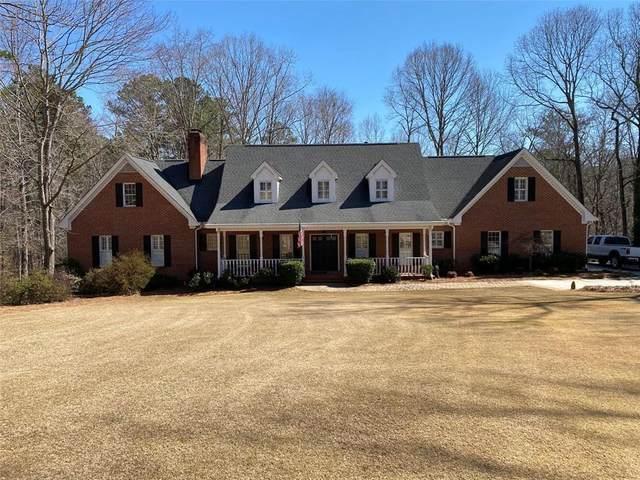 2848 Heather Row Ridge SW, Lilburn, GA 30047 (MLS #6880489) :: North Atlanta Home Team