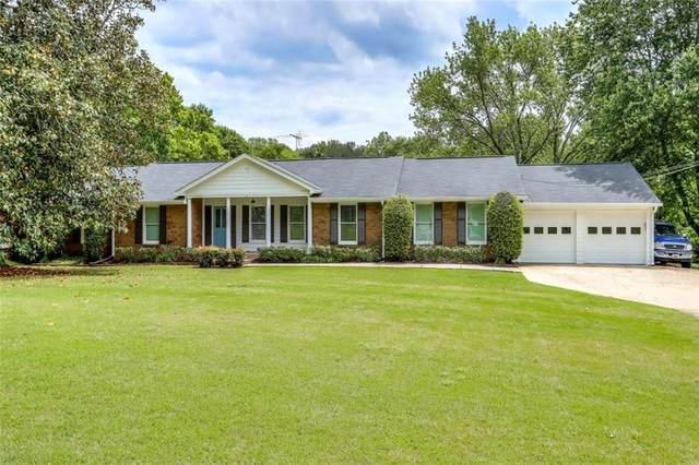 720 Lake Charles Way, Roswell, GA 30075 (MLS #6880495) :: North Atlanta Home Team