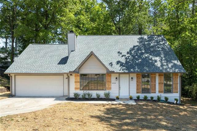 4934 Woodstream Lane, Acworth, GA 30102 (MLS #6880499) :: Maria Sims Group