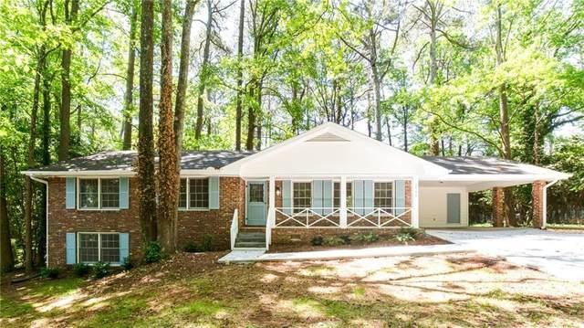 3553 Sandy Woods Lane, Stone Mountain, GA 30083 (MLS #6880503) :: North Atlanta Home Team