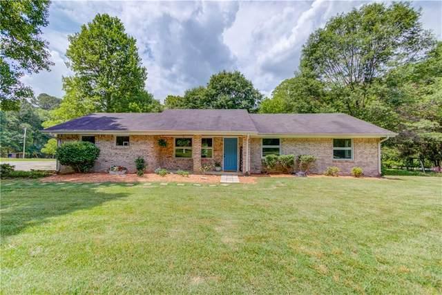 3445 Lake Carlton Road, Loganville, GA 30052 (MLS #6880649) :: North Atlanta Home Team