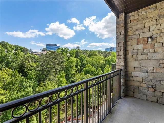 3280 Stillhouse Lane SE #401, Atlanta, GA 30339 (MLS #6880867) :: RE/MAX Prestige
