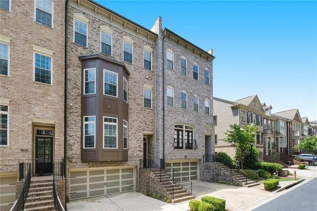 1933 Ridgemont Lane #1933, Decatur, GA 30033 (MLS #6880931) :: AlpharettaZen Expert Home Advisors