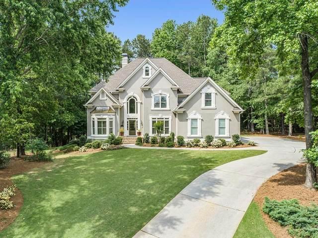 5035 Greatwood Lane, Alpharetta, GA 30005 (MLS #6881477) :: RE/MAX Paramount Properties