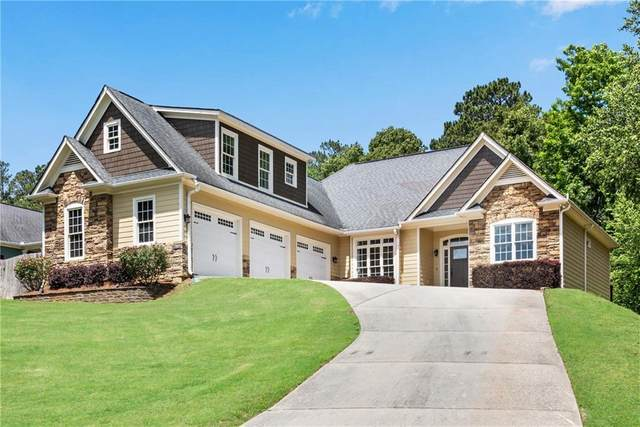 1575 Barnes Road, Woodstock, GA 30188 (MLS #6881536) :: Charlie Ballard Real Estate