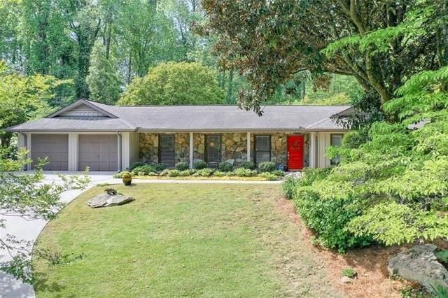 5040 Willeo Ridge Court, Marietta, GA 30068 (MLS #6881645) :: Path & Post Real Estate