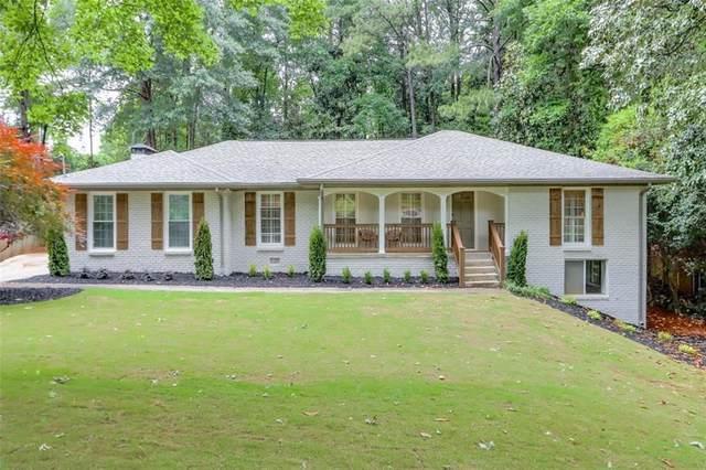 250 Beachland Drive, Atlanta, GA 30342 (MLS #6881660) :: AlpharettaZen Expert Home Advisors